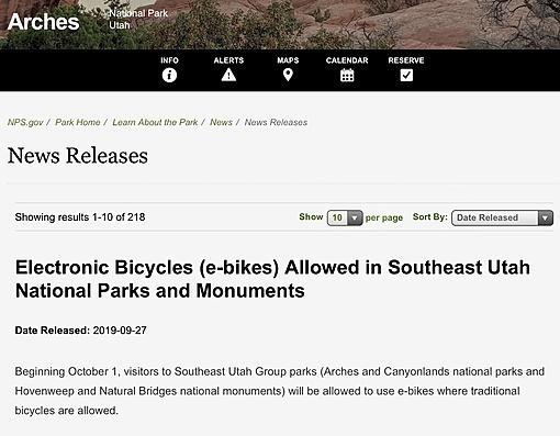 ebike allowed in southeast utah national parks.jpg