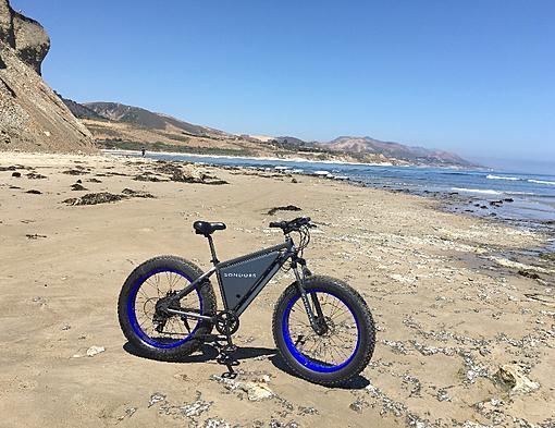 sondors ebike on the beach.jpeg