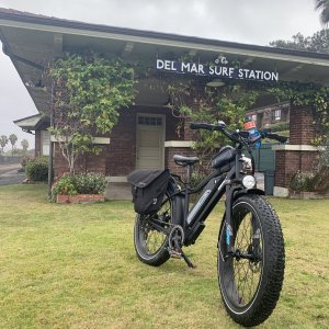 Planes, Trains & Automobiles...or eBike